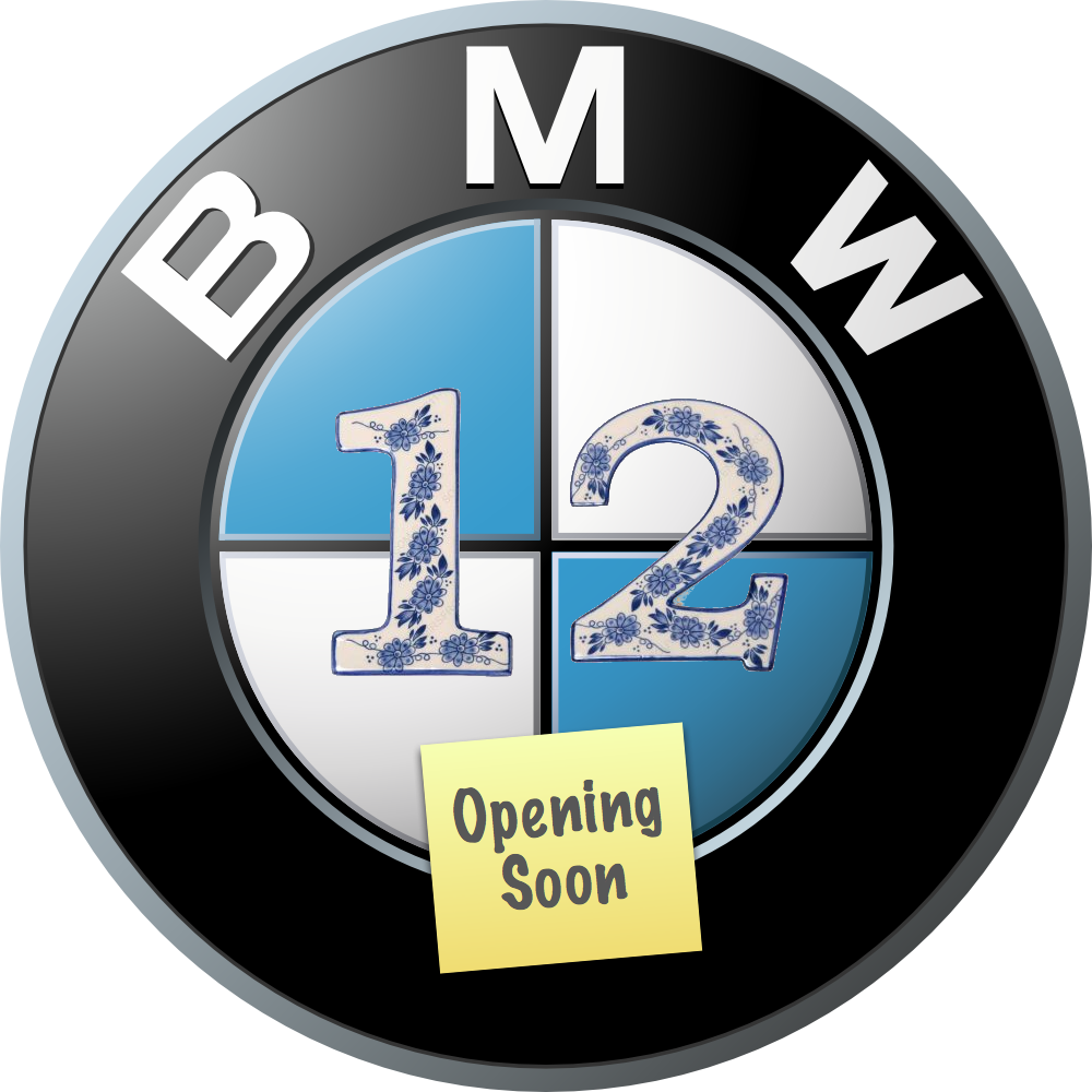 BMW12: Opening soon!